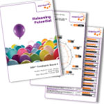 360 degree feedback report in PDF format