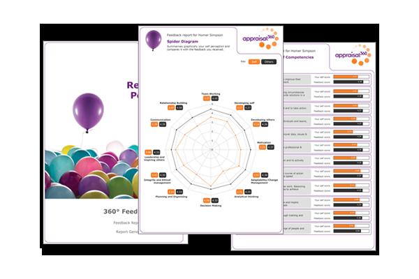360 degree feedback - online, fast, simple