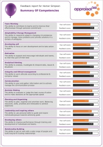 large_summary-209x300  Performance Review Feedback Examples on performance appraisal, for colleagues, employee survey,
