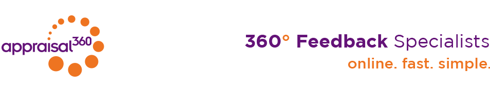 Appraisal 360 - 360 degree feedback specialists. Online, fast, simple.